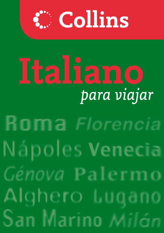 ITALIANO PARA VIAJAR