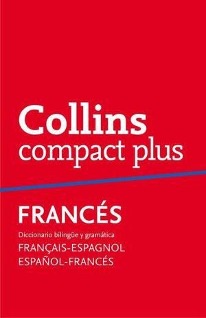DICCIONARIO COMPACT PLUS FRANCÉS ESPAÑOL