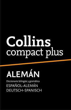 DICCIONARIO COMPACT PLUS ALEMÁN ESPAÑOL