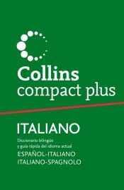 DICCIONARIO COMPACT PLUS ITALIANO-ESPAÑOL
