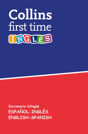 COLLINS FIRST TIME INGLES