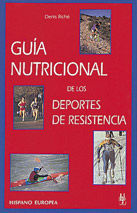 GUÍA NUTRICIONAL DE LOS DEPORTES DE RESISTENCIA