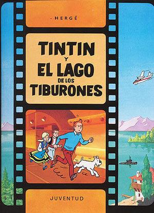 TINTÍN Y EL LAGO DE LOS TIBURONES