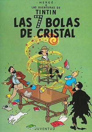 LAS SIETE BOLAS DE CRISTAL