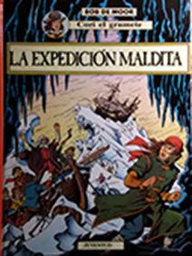CORI EL GRUMETE, LA EXPEDICIÓN MALDITA