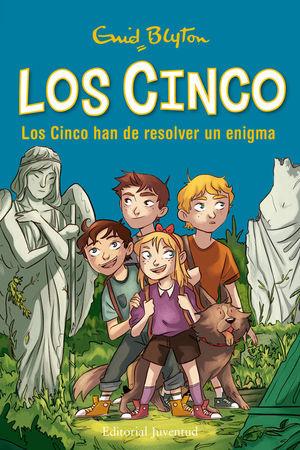 LOS CINCO 20: LOS CINCO HAN DE RESOLVER UN ENIGMA