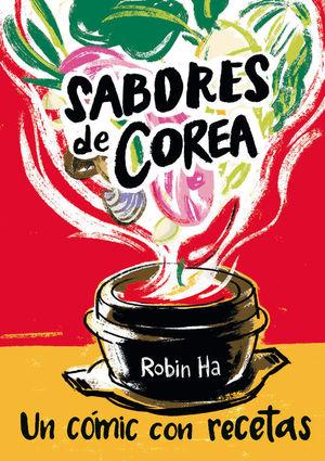SABORES DE COREA