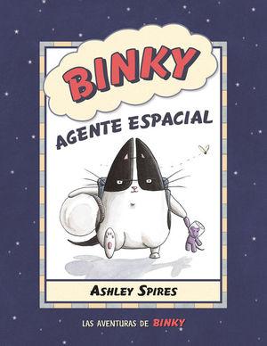 BINKY, AGENTE ESPACIAL