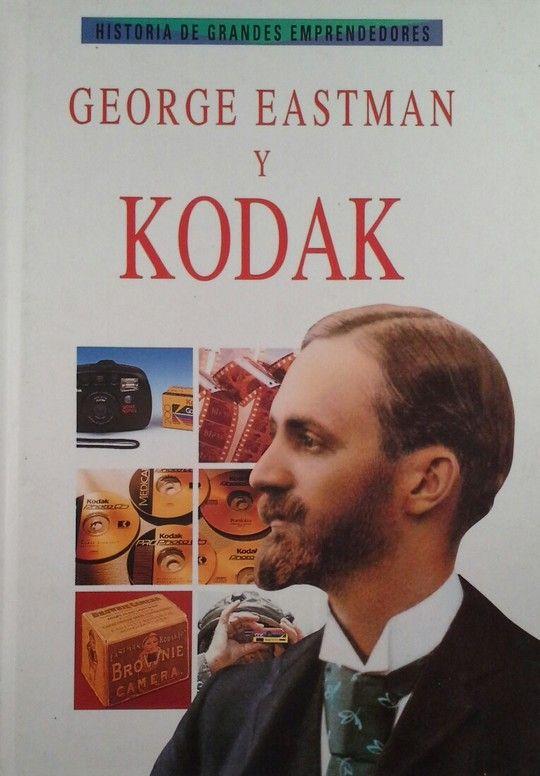 GEORGE EASTMAN Y KODAK