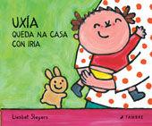 UXIA QUEDA NA CASA CON IRIA