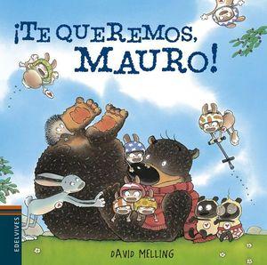 TE QUEREMOS MAURO!