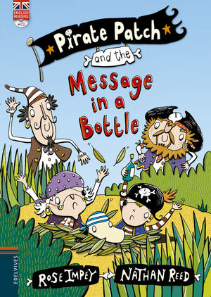 PIRATE PATCH AND THE MESSAGE IN A BOTTLE