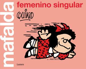 MAFALDA FEMENINO SINGULAR