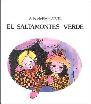EL SALTAMONTES VERDE