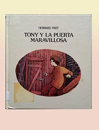 TONY Y LA PUERTA MARAVILLOSA