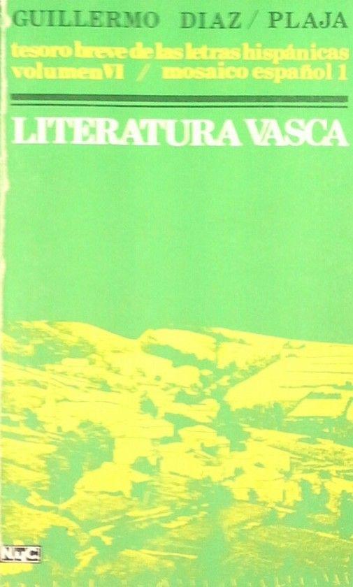TESORO BREVE DE LAS LETRAS HISPÁNICAS. (T. 6)
