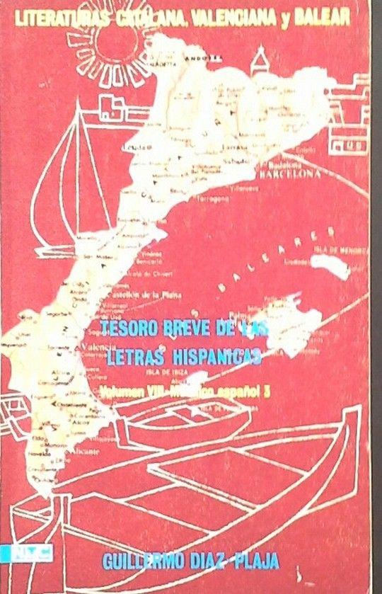 LITERATURAS CATALANA, VALENCIANA Y BALEAR