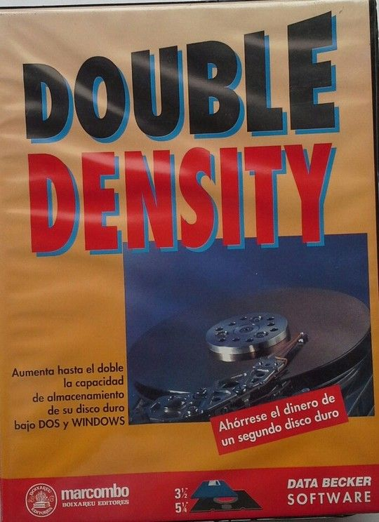 DOUBLE DENSITY (SOFTWARE)