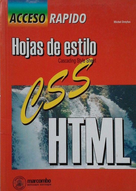 HOJAS DE ESTILO HTML
