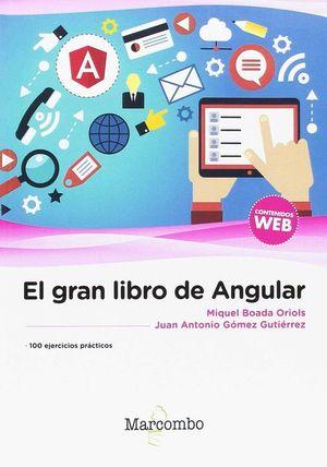 EL GRAN LIBRO DE ANGULAR