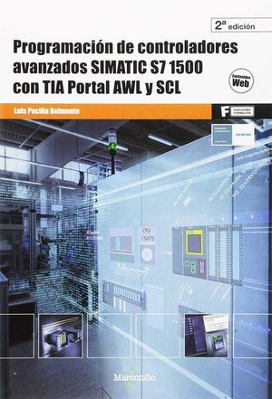 PROGRAMACION DE CONTROLADORES AVANZADOS SIMATIC S7 1500