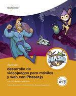 APRENDER DESARROLLO DE VIDEOJUEGOS PARA MOVILES Y WEB CON PHASER.