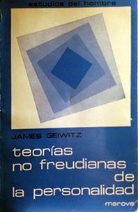 TEORÍAS NO FREUDIANAS DE LA PERSONALIDAD