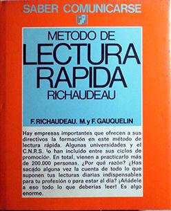 METODO DE LECTURA RAPIDA