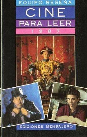 CINE PARA LEER 1987