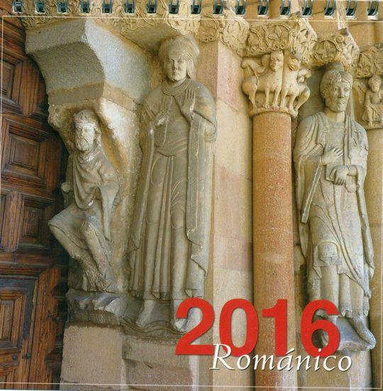CALENDARIO DE MESA 2016 ROMANICO