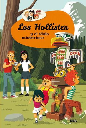 LOS HOLLISTER Y EL ÍDOLO MISTERIOSO