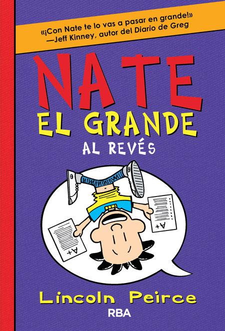 DIARIOS DE NATE 5: NATE EL GRANDE AL REVÉS