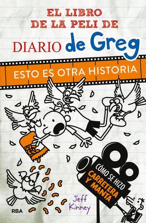 LIBRO DE LA PELI DE DIARIO DE GREG. ESTO ES OTRA HISTORIA