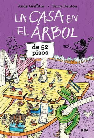 LA CASA EN EL ÁRBOL DE 52 PISOS