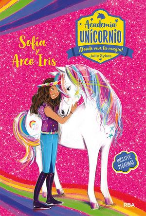 ACADEMIA UNICORNIO 1. SOFIA Y ARCOIRIS