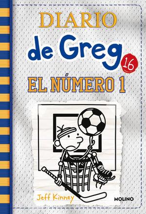 DIARIO DE GREG 16 EL NUMERO 1