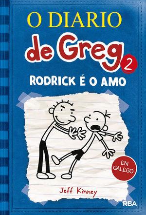 O DIARIO DE GREG 2. RODRICK É O AMO