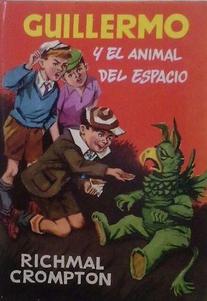 GUILLERMO Y EL ANIMAL DEL ESPACIO
