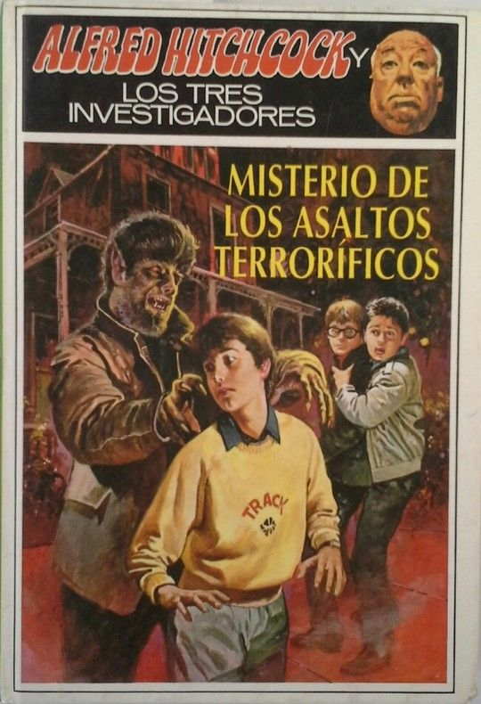 MISTERIO DE LOS ASALTOS TERRORÍFICOS