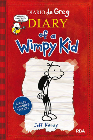 DIARY OF A WIMPY KID. DIARIO DE GREG 1. ENGLISH LEARNER'S EDITION