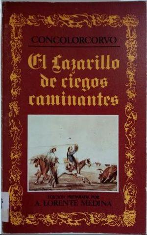 EL LAZARILLO DE CIEGOS CAMINANTES