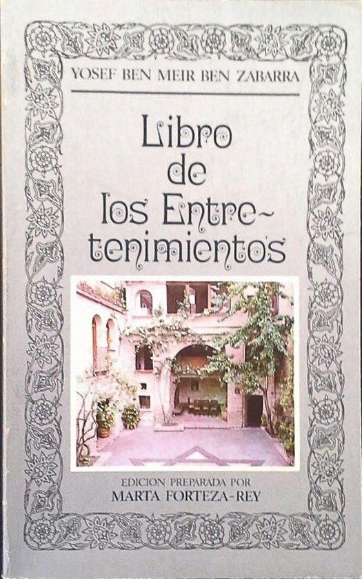 LIBRO DE LOS ENTRETENIMIENTOS