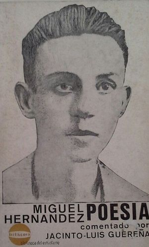 POESÍA DE MIGUEL HERNÁNDEZ