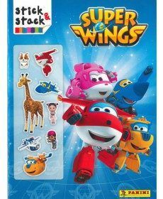 STICK STACK SUPER WINGS