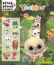 STICK & STACK. YOOHOO