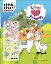 LLAMA FRIENDS. STICK & STACK