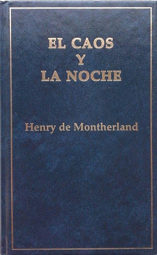 EL CAOS Y LA NOCHE