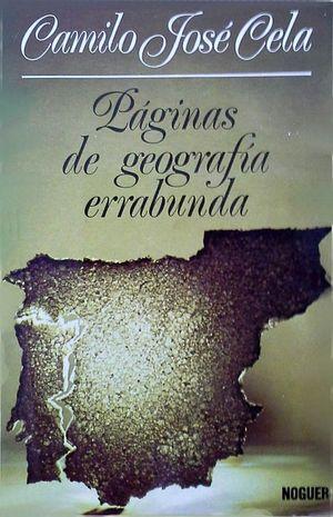 PÁGINAS DE GEOGRAFÍA ERRABUNDA