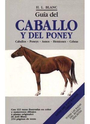 GUIA DEL CABALLO Y DEL PONEY
