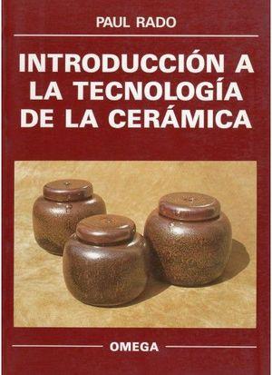 INTRODUCCION A LA TECNOLOGIA CERAMICA